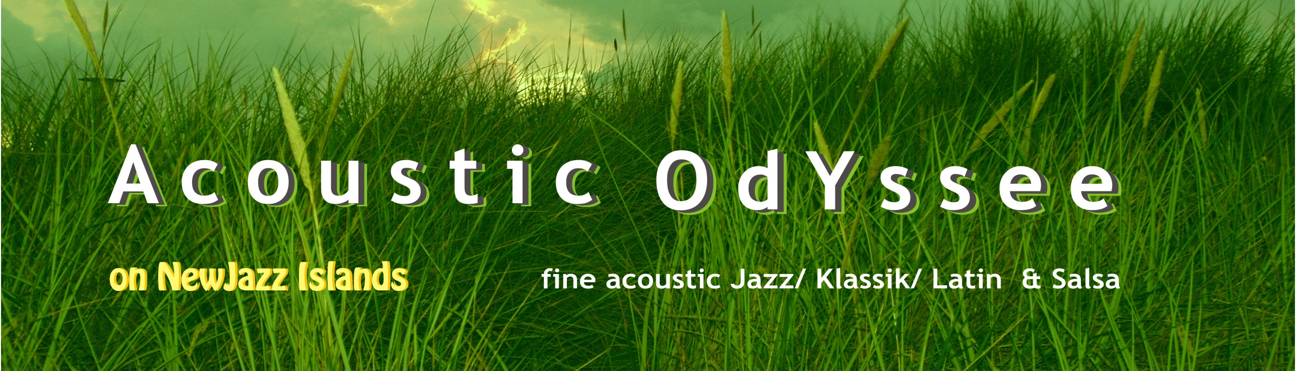 acoustic odyssee